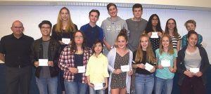 St. Andrew's honours top students