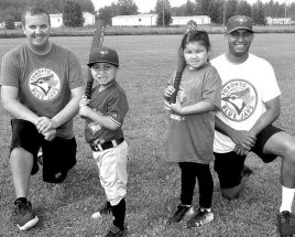 Driftpile youth strike it big with Blue Jays