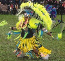 PIC – Large crowd enjoys Driftpile Powwow