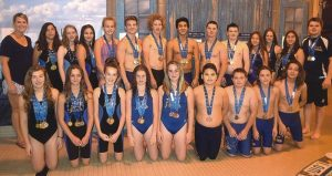 Dolphins qualify 47 swimmers for provincials