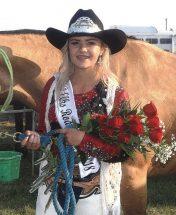 Neill crowned Elks Pro Rodeo Queen