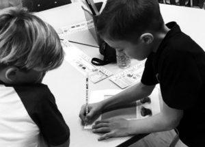 HPE writer welcomes new teachers, staff