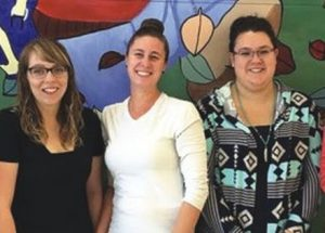 Joussard School extends welcome to new staff
