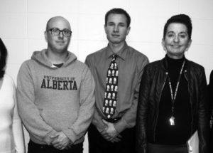 VP, 5 teachers join E.W. Pratt staff