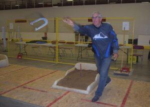 Horseshoe tournament hits target in High Prairie