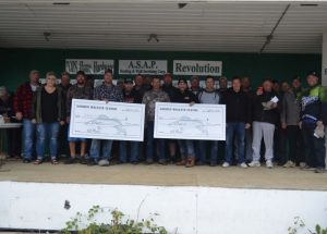 30th annual Golden Walleye Classic held at Shaw's Point Resort