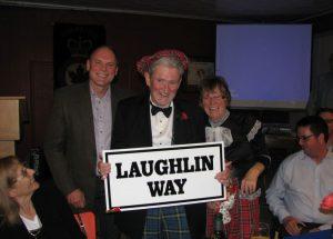 PICs – Dr. Laughlin Appreciation Night