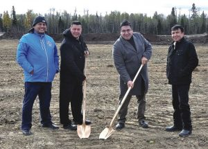 Whitefish turns sod on $2.3M hall