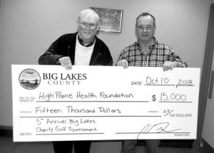 Charity golf tourney seeks new vision