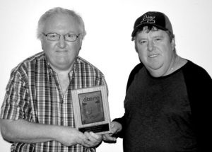 Prevost, Froese claim more horseshoe awards