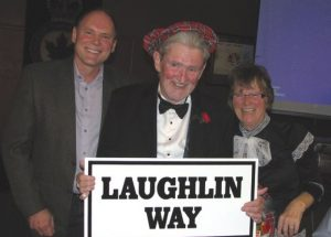 Thank you, Dr. Laughlin!