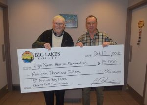 Briefs from Big Lakes County council meeting Oct. 10