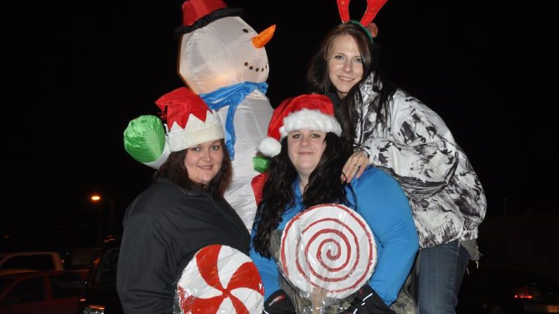 The tradition continues: Santa Claus Parade is 14!