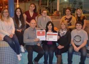 Aquatic centre nets two more Red Cross awards