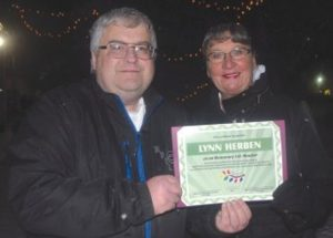 Beautification honours Herben at Light-Up