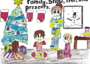 PICs – How a High Prairie girl sees Christmas