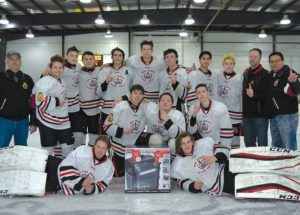 Legionnaires undefeated in winning tournament