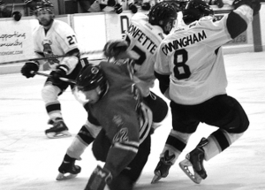 Regals slumping as playoffs near