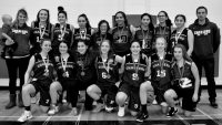 Lady Chargers earn bronze in Peace River