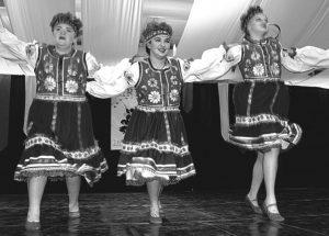 Zirka Dancers take spotlight in annual Zabava