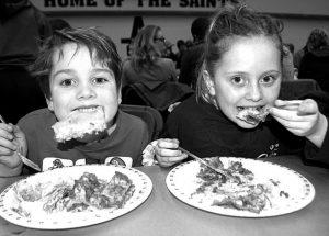 PICs – 'Pasta' salt and pepper, please!