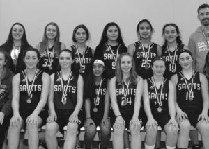 PIC – Saints win 3 straight to win first zone title