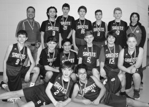 PIC – Boys rebound to win bronze medal game