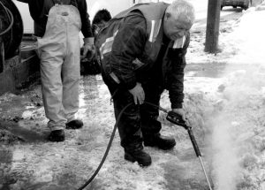 County, town prepare for spring melt