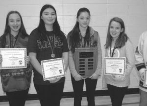 Prairie River students shine in school's annual science fair
