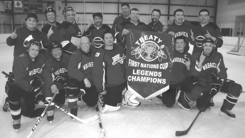Spirit, Hawks, Bigstone claim Treaty 8 titles