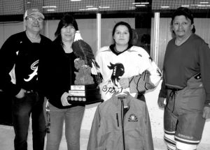 PICs – Treaty 8 awards, all-star winners