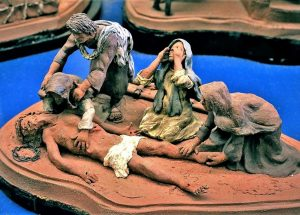 """The One Called Jesus,"" sculpture exhibit visits the Peace River region"