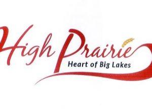 The new Town of High Prairie logo