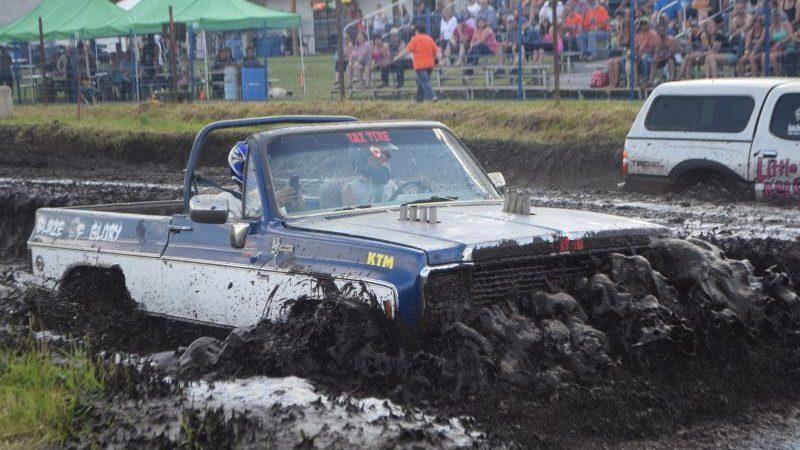 Triangle mud bog weekend back in June