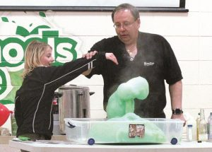 Wonderful world of science explored at HPE
