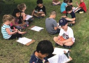HPE taking 'K' classroom outdoors