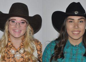 2 vie for Elks Pro Rodeo Queen title