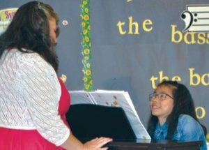 PICs – Students show 'key' to music!