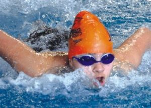 Dolphins win 35 individual races, 16 relay races at annual meet