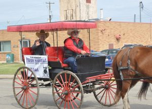 PICs – High Prairie Elks Pro Rodeo Parade 2019