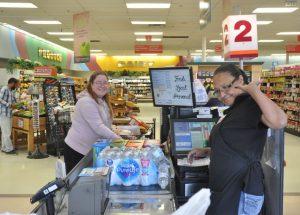 Deynaka wins shopping spree at Super A