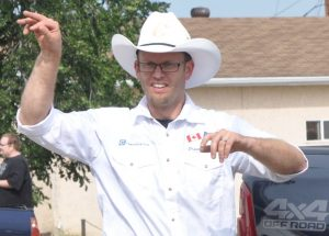 Viersen seeks re-election in Peace River – Westlock