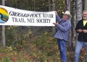 Walk the Trans Canada Trail Aug. 17