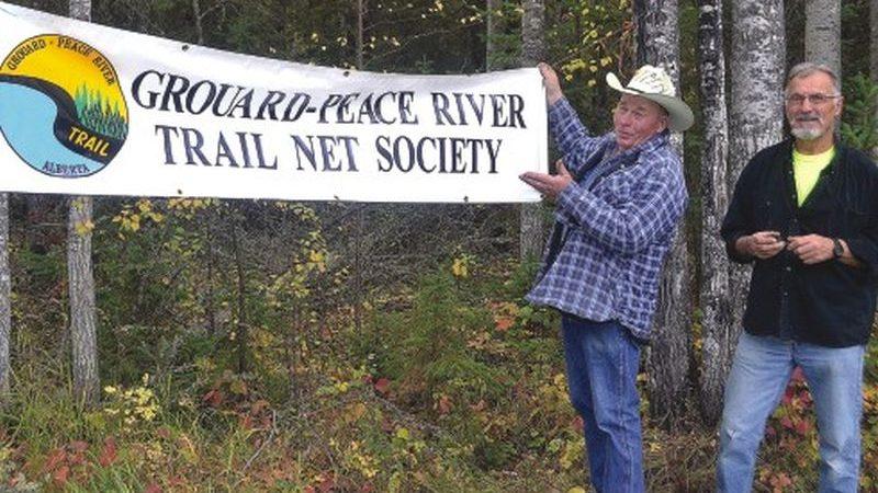 Walk the Trans Canada Trail Aug. 17