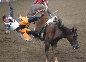 PICs – Ride 'em, cowboy!
