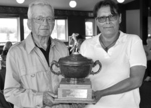 Hamelin, Bliss win Senior Open titles