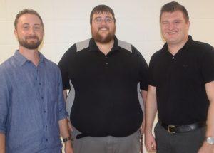 Prairie River Junior High welcomes 4 on staff