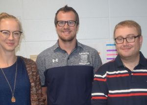 HPSA welcomes 3 new faces