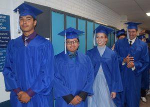 St. Andrew's celebrates 15 graduates in 2019