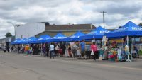 Carnival-like atmosphere at A Taste of High Prairie
